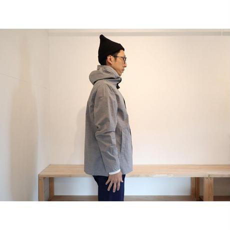 JACKMAN ジャックマン(ユニセックス)/ ATSUMORI JKT アツモリジャケット 【ヘザーグレー / Mのみ】
