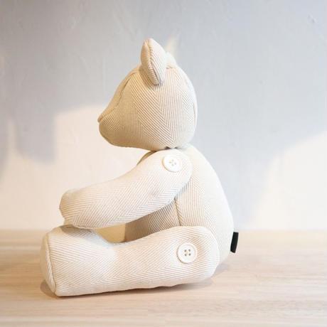 ERA. イーラ / ERA. BEAR イーラベア キャンバス素材【生成り】