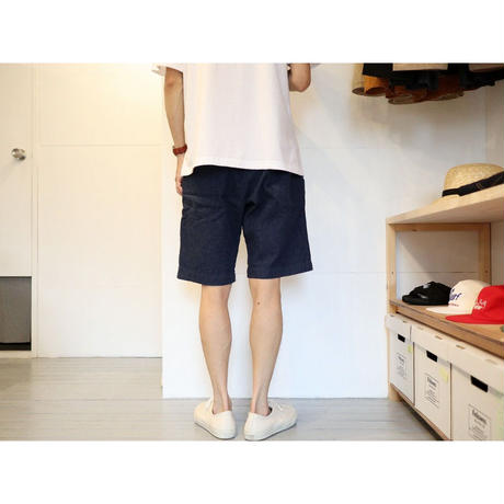 NECESSARY OR UNNECESSARY (NOUN) / SPINDLE SHORTS ' DENIM ' スピンドルショーツ【デニム】
