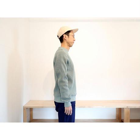 JACKMAN ジャックマン(ユニセックス)/ WAFFLE MID NECK ワッフルミッドネック【3色展開 / S , M , L 】