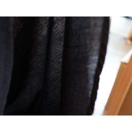 Brocante ブロカント (レディース) / ダンテルシャツワンピース【ブラック  / レディースフリー】