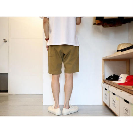 NECESSARY OR UNNECESSARY (NOUN) / SPINDLE SHORTS スピンドルショーツ【サンド】