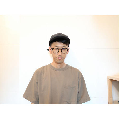 COMESANDGOES カムズアンドゴーズ / タイプライターキャップ【2色】