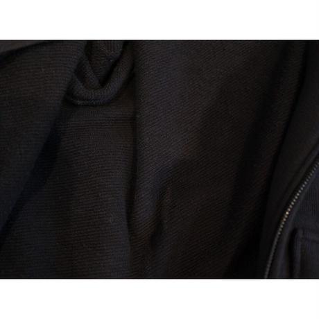 JACKMAN ジャックマン(ユニセックス)/ GG SWEAT BOA COLLAR スウェットボアカラー【ブラック / M , L】