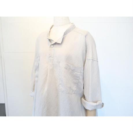 Brocante ブロカント (レディース) / グランピジャマシャツ【2色展開】