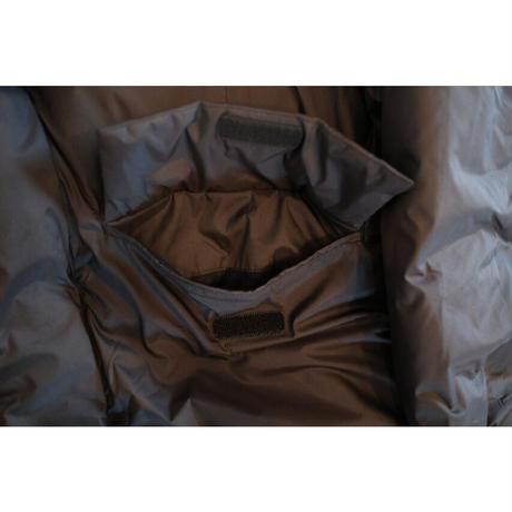 THE LOFT LABO ロフトラボ (メンズ) /VENDY フーデッドダウンジャケット 【ブラック / SIZE 3】