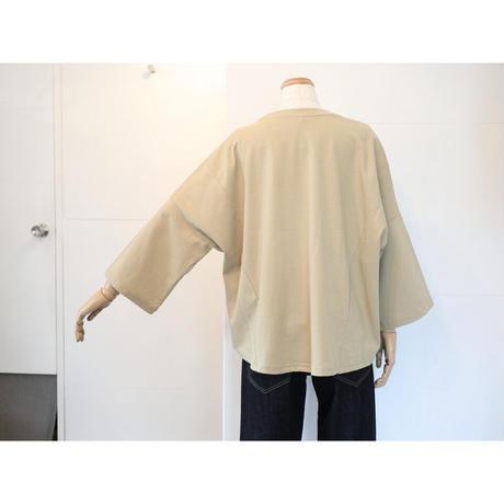 Brocante ブロカント (レディース) / ココンTシャツ 長袖【2色展開】