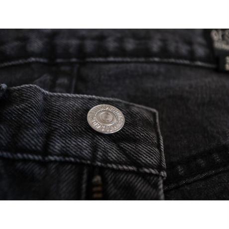 orslow (ユニセックス) / 107 IVY FIT デニムパンツ【ブラックストーンウォッシュ】