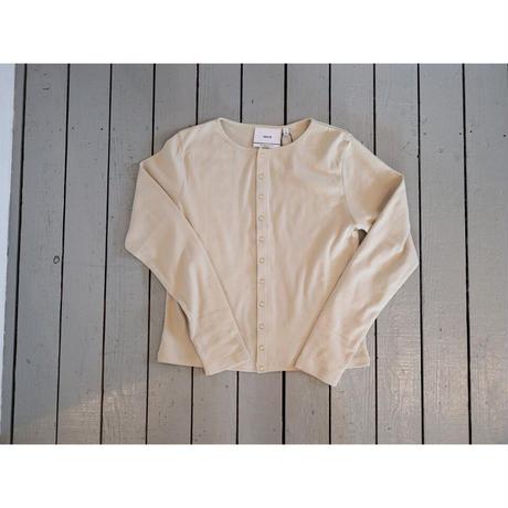 KHA;KI (レディース) /11 BOTTUN CARDINGAN 11ボタンカーディガン【5色展開】