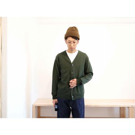 BETTER ベター(ユニセックス) / ウールカーディガン 【3色展開/サイズ2のみ】