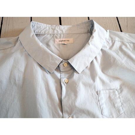 ordinaryfits オーディナリーフィッツ (レディース) / BAR BER SHIRTS バーバーシャツ 2021SS【二色展開】