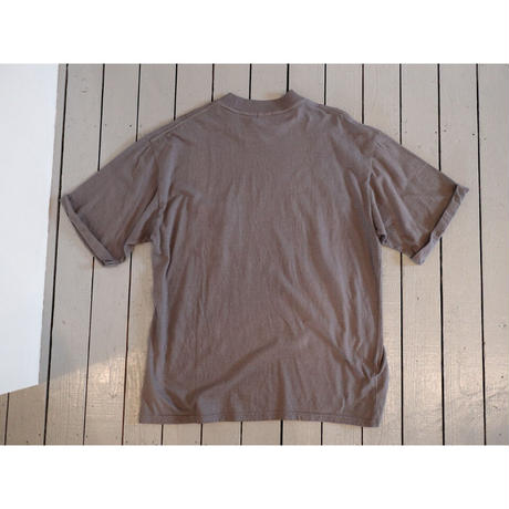 maillot マイヨ 【ユニセックス】 / エアラフィーロールアップ半袖ポケットT 【M.グレー / ②のみ】
