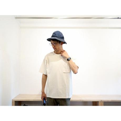 JACKMAN ジャックマン(ユニセックス)  / ポケット半袖Tシャツ 【米綿100%】