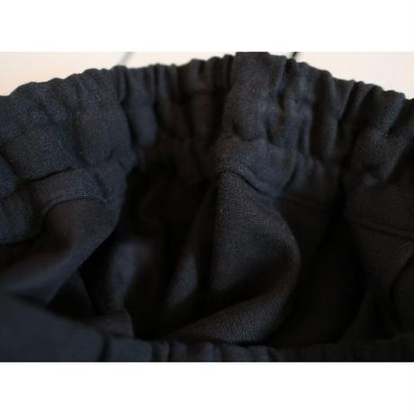 Brocante ブロカント (レディース) / エトンドルパンツ【ブラック】