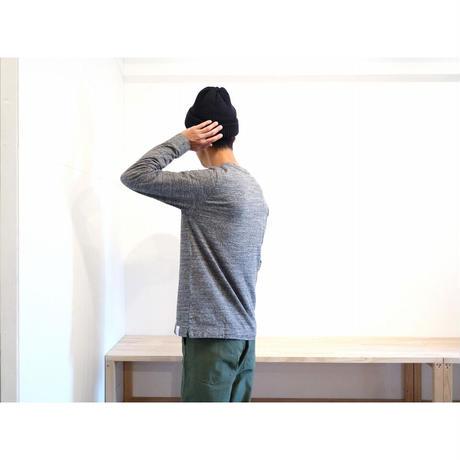 BETTER ベター(ユニセックス) / ミッドウェイトコットン L/S T シャツ