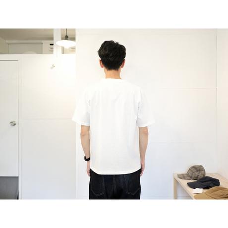 JACKMAN ジャックマン(ユニセックス)  / ロゴ半袖Tシャツ【VISITOR / HOME】