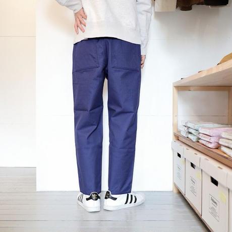 HATSKI(ユニセックス) / SERGE WORK PANTS  サージーワークパンツ【フレンチブルー】