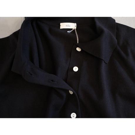 "HAU ハウ(レディース) / knit tops ""polo"" 【2色展開】"