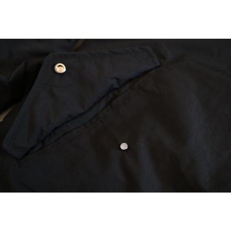 THE LOFT LABO ロフトラボ (レディース) / JEAN2 フーデッドミドルダウンジャケット 【ブラック / SIZE 0】