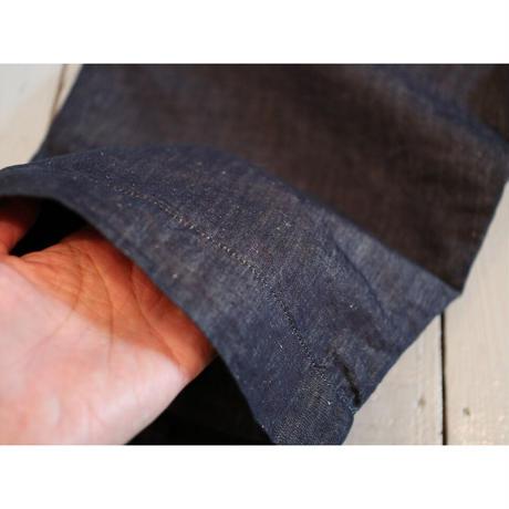 BROCANTE ブロカント 【レディース】 / グランクールトラウザー【ブラックヘンプデニム / サイズ②のみ】
