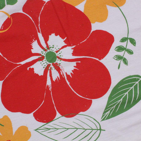 TEA TOWEL MAYFLOWERS / Claudia Pearson