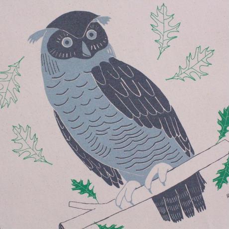 KIDS APRON OWL / Claudia Pearson