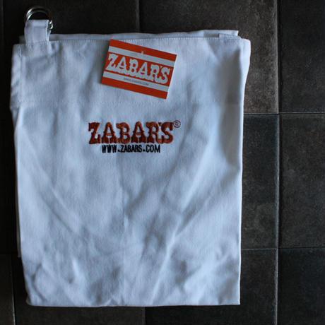 APRON CLASSIC WHITE / ZABAR'S