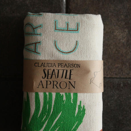 APRON SEATTLE / Claudea Pearson