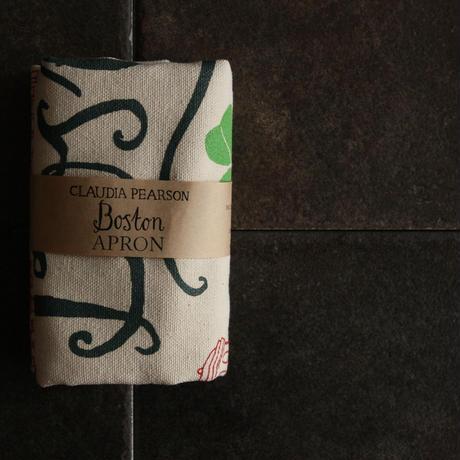 APRON BOSTON  / Claudia Pearson