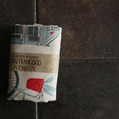 APRON SANFRANCISCO / Claudia Pearson