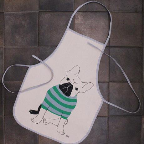 KIDS APRON DOG / Claudia Pearson