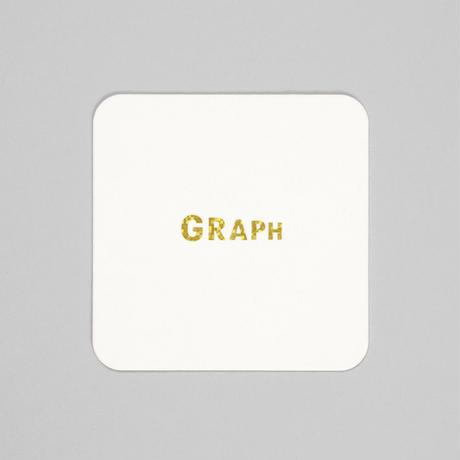 GRAPH_コースター(袋入りVer)