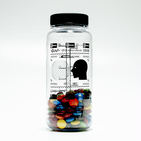 nalgene 500ml Tritan Bottle  GraphersRock ver