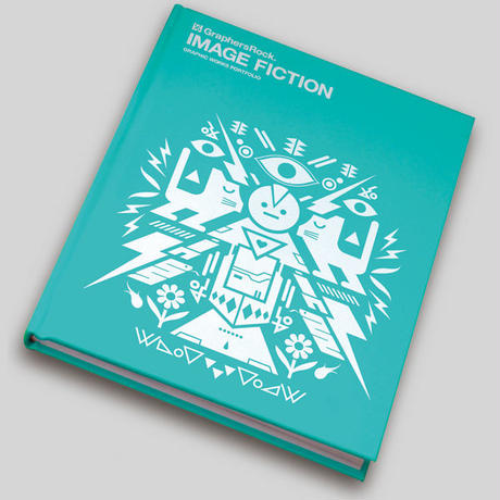 GraphersRock 「IMAGE FICTION」 BOOK