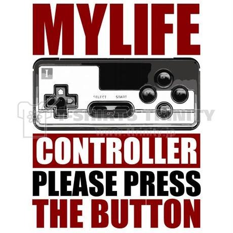 ゲームコントローラーTシャツ