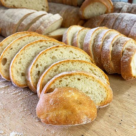 フランスパンのみみラスク(1箱50g 6袋入り)