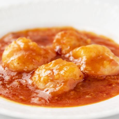中華3点セット:海老チリ・酢豚・麻婆茄子