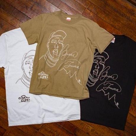 タイシノブクニ氏デザインTシャツ
