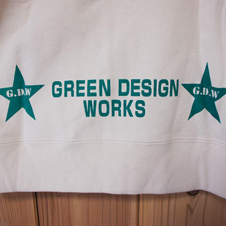 GREEN DESIGN WORKS パーカー