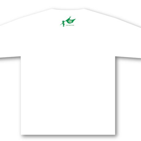 ウィルソンハート 白地-緑