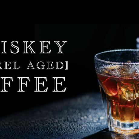 WHISKEY BARREL AGED COFFEE(ウィスキー バレルエイジド コーヒー)