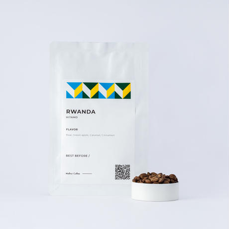 Rwanda Hitamo(ルワンダ ヒタモ) 100g