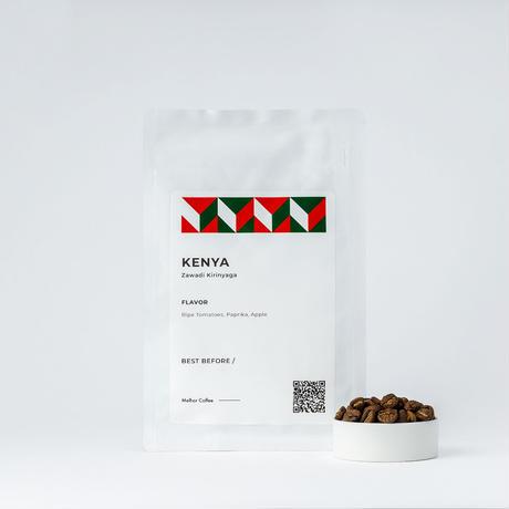 Kenya Zawadi Kirinyaga(ケニア ザワディ キリニャガ) 100g