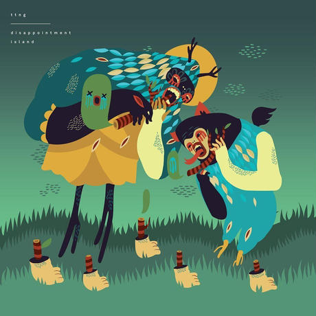 TTNG/Disappointment Island[CD]