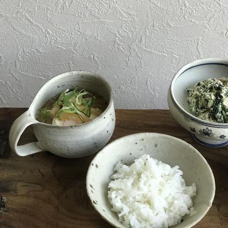 スープマグ白  /  中西申幸