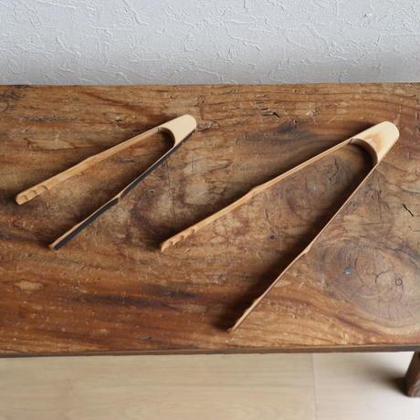 竹のトングMサイズ / 下本一歩