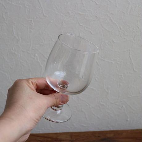 ワイングラス丸Mクリア/   三浦侑子