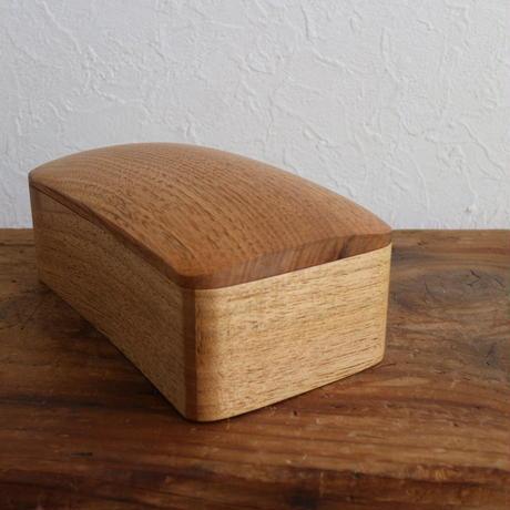 木製バターケース(浅) / 難波行秀