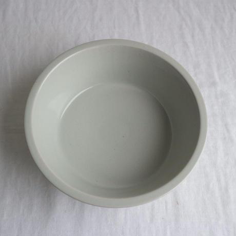 リム付鉢Mサイズ白 / こいずみみゆき