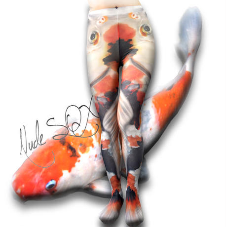 MDT-016  Mad Science tights<錦鯉/Colored carp>